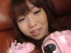 Pregnant asian pussy play...